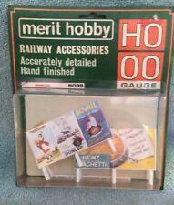 Accesorios De Ferrocarril mérito Hobby 00 calibre afiches