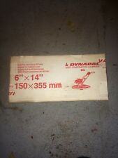 Dynapac Powerfloat Blade 2 Box's Of 4 One Open For Ship Surface Rust See Pics