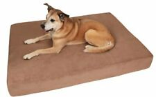 """Comfortable & Durable BEST Orthopedic Pet Foam Bed for Large Dogs (48 x 30 x 7"""")"""
