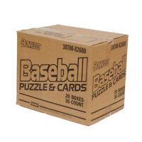 1989 Donruss Baseball Wax Pack Sealed Cased (20 Box) Possible Ken Griffey Jr. RC