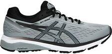 ASICS Men's GT-1000 7 Running Shoe, Stone Grey/Black, 7.5 D(M) US
