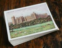 L25 BRITISH CASTLES 1925, WILLS CIGARETTE CARDS, PICK YOUR CARD, VGC