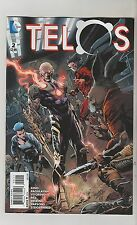 DC COMICS TELOS #2 JANUARY 2016 1ST PRINT NM