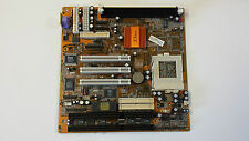 PC Chip TX Pro-II Socket 7 motherboard, 2 ISA, 3 PCI, 2 DIMM, AT and ATX Power