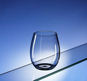 Avenue's Premium Unbreakable Stemless Glass for Water or Wine 390ml BPA-free