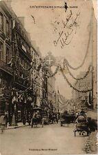 CPA PARIS 8e Faubourg Saint-Honore (258631)