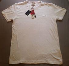 Bequem sitzende unifarbene Tommy Hilfiger Herren-T-Shirts