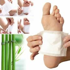 Original Kinoki Detox Foot Pads - Vital Plaster for Feet - Economy Pack of 10