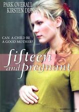 FIFTEEN AND PREGNANT New Sealed DVD Kirsten Dunst