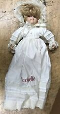Baby Doll First communion Porcelain Doll