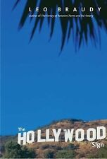 The Hollywood Sign: Fantasy and Reality of an American Icon HC/DY 1st ed movies