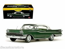 SUNSTAR 1959 MERCURY PARK LANE HARD TOP GREEN 1/18 PLATINUM EDITION SS5164