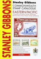 Stanley Gibbons Catalogue 2015: Eastern Pacicic (Including Cook Islands, Aitutak