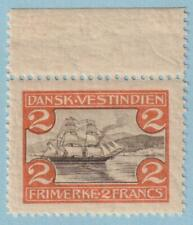 DANISH WEST INDIES 38  MINT NEVER HINGED OG ** NO FAULTS EXTRA FINE! - B