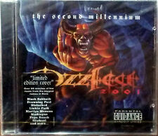 OZZFEST 2001 THE SECOND MILLENIUM CD SEALED