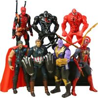 Marvel Avengers Infinity War 16 cm Action Figures Toys Super Heroes Kid Collect