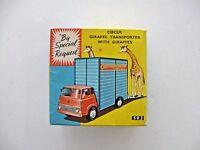Corgi Toys Chipperfields Circus Giraffe Transporter 503. Giraffes not included.