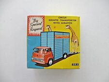 Corgi Toys Chipperfields Circus Giraffe Transporter 503. Giraffes not included.