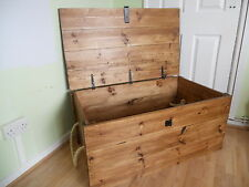 Solid Wood Vintage/Retro Chests