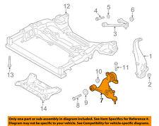 Infiniti NISSAN OEM 08-12 EX35 Front-Lower Control Arm 545011BD2B
