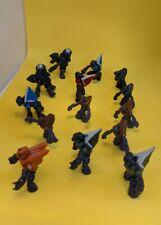Halo Mega Bloks lot of 14 assorted Grunts. O1