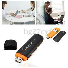 HSDPA EDGE 7.2Mbps Wireless USB 3G Network Dongle Modem Adapter SIM Stick Pen TF
