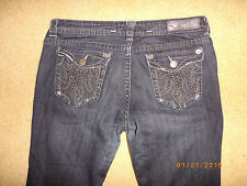 women's MEK stretch JEANS VEGAS BOOT CUT  31 x 34