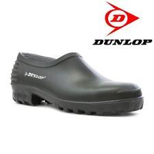 Dunlop Unisex Waterproof Green Wellies Goloshes Garden Shoes Boots Clogs 4-12