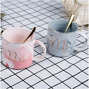 Valentines Day! ❤️ Mr And Mrs Couple And Engagement Ceramic Coffee Mug