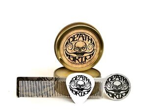 Death Grip Moustache Styling Kit