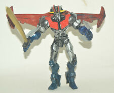 ULTRA RARE TOY MEXICAN GRAN MAZINGER Z SUPER ROBOT FIGURE WITH LIGHT 8 INCHES