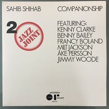 SAHIB SHIHAB Companionship Jazz Joint, Vol. 2 Rearward 2xLP 1960s hard bop