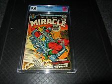 Mister Miracle 6 CGC 9.0, 1st Female Furies, New Gods (DC 1972)