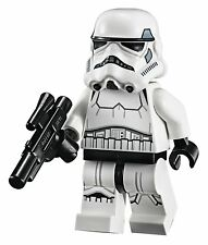 LEGO STAR WARS MINIFIGURE STORMTROOPER PRINTED LEGS SAND BLUE RARE 75055 75060