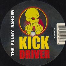 "Kick Driver – The Funny Ranger EX Kick Driver MS 386001 VINYL 12"" JUMPSTYLE"