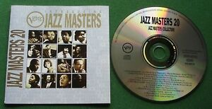 Introducing Verve Jazz Masters Chick Corea Bill Evans Stan Getz + CD