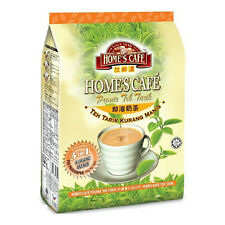 Home's Cafe Premix Teh Tarik - Milk Tea Low Sugar (3 In 1) 15x40g