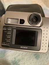 Sony Cyber-shot DSC-F1 0.3 MP Digital Camera - Silver