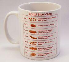 BRISTOL STOOL CHART, Personalised Mug Coffee Cup Nurse Carer HCA Birthday Gift
