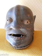 "Rare et ancien masque africain MAKONDE"" Tanzanie . Art Africain.Art Africa.Mask"