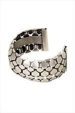 ISABEL MARANT FOR H&M SILVER METAL BRACELET BANGLE