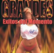 Various Artists : Grandes Exitos Del Momento CD