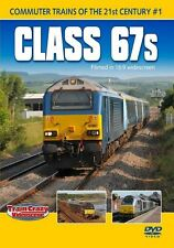 Commuter Trains of the 21st Century #1 - Class 67s  *DVD