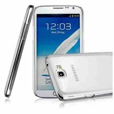 Samsung Galaxy Note 2 Note II crystal clear thin hard case BUY 2 GET A 3rd FREE