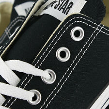 Converse Chucks All Star Low Lo Black White M9166 Mens US and UK size 14