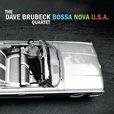 Bossa Nova Usa - Dave Brubeck (2012, CD NUEVO)