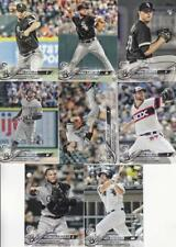 2018 TOPPS Series 2 CHICAGO WHITE SOX team set (8 cards) BUMMER RC