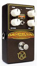 NEW Robert Keeley Electronics Memphis Sun Lo-Fi Reverb, Echo and Double-Tracker
