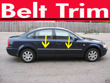 VW PASSAT Volkswagen CHROME BELT TRIM 1998 - 2004