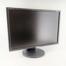 Samsung SyncMaster 2243, 22 Zoll Monitor, 1680x1050, DVI, VGA, Pivot, schwarz